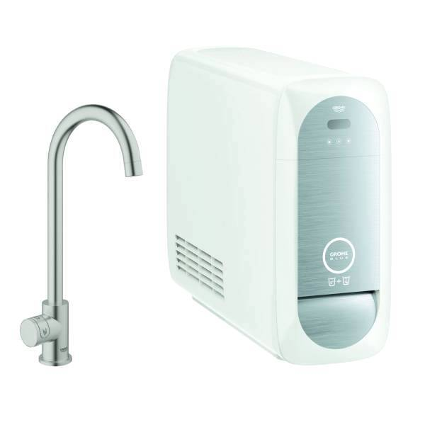 grohe blue co2 flasche