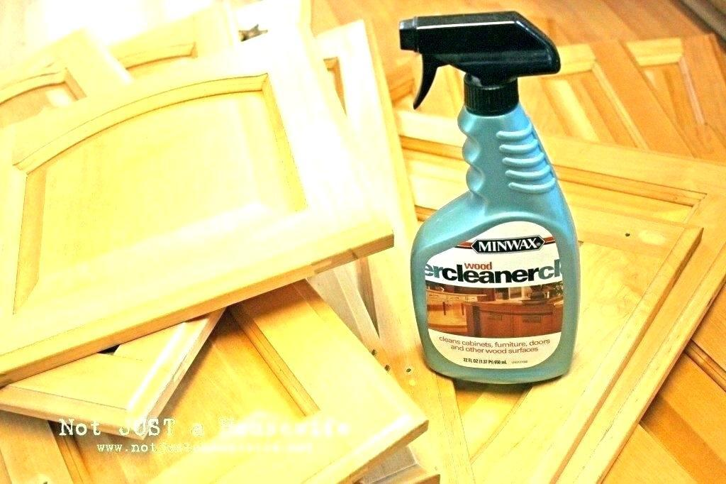 fancy cleaning oak cabinets with tsp