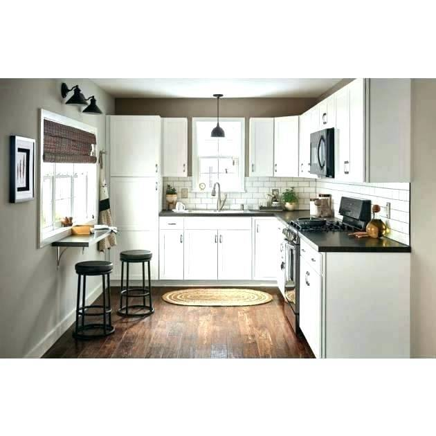 fascinating lowes kitchen cabinets white shaker