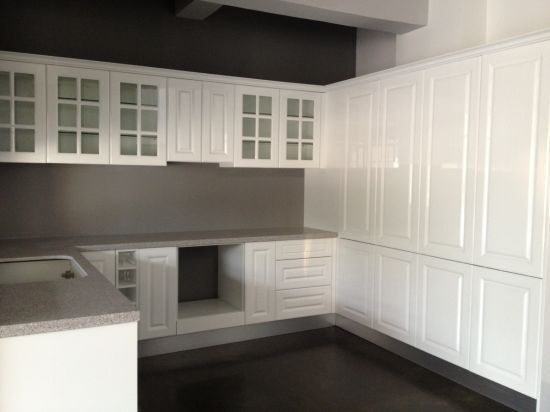 licious kitchen glass wall cabinets