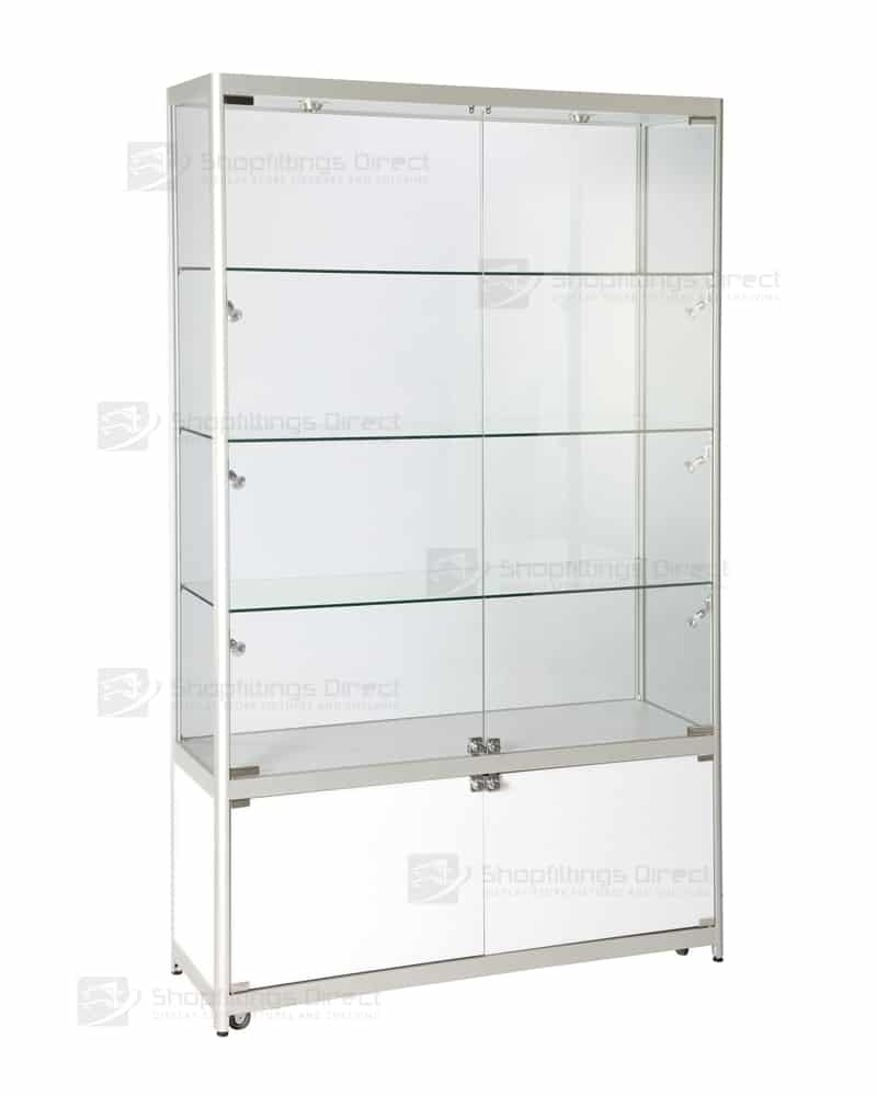 sympathetic glass cabinet shelves thickness