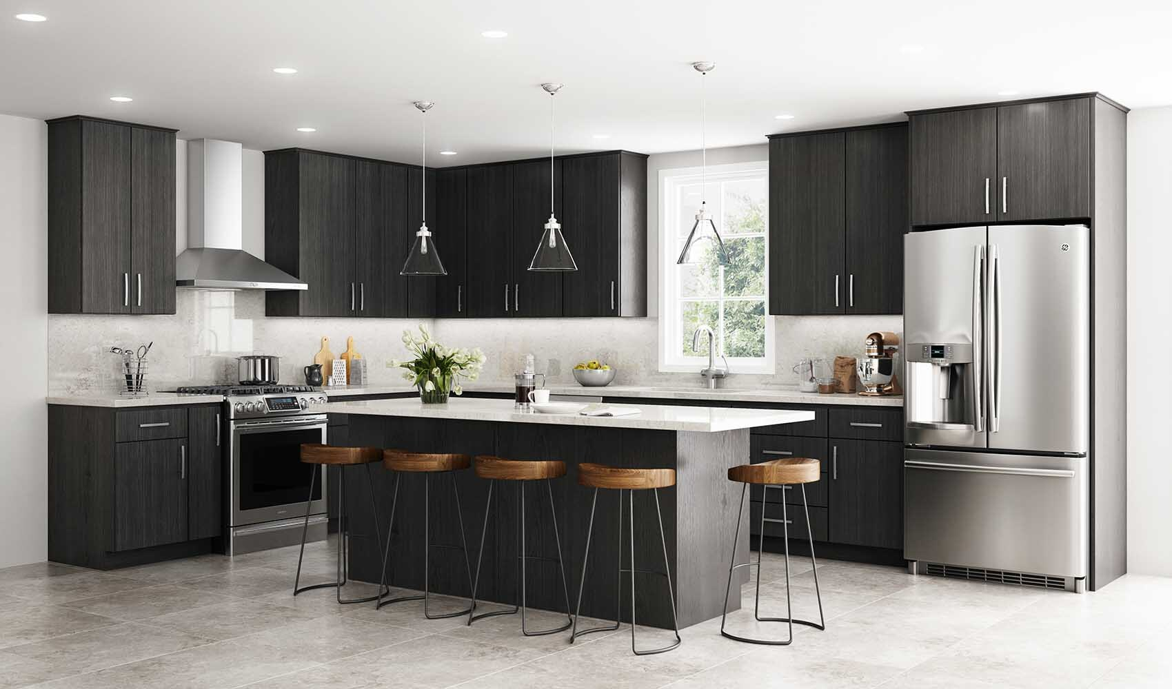 Should Kitchen Cabinets Go To The Ceiling