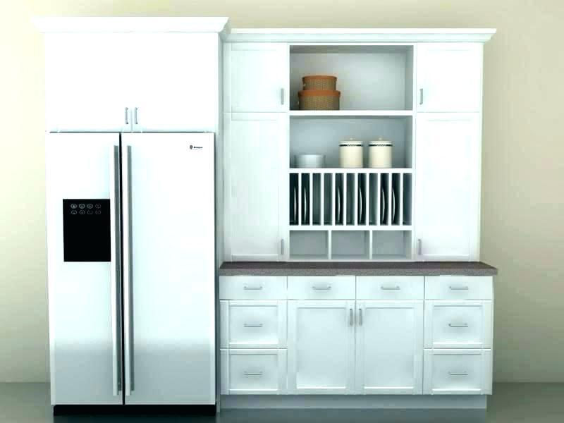 buy curio cabinets at target