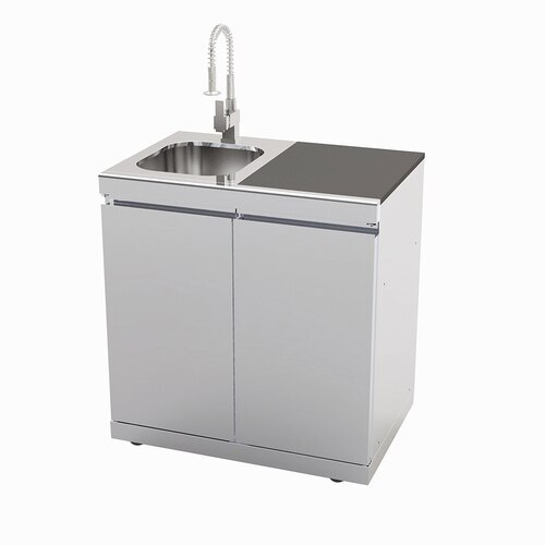 buy outdoor sinks and cabinets