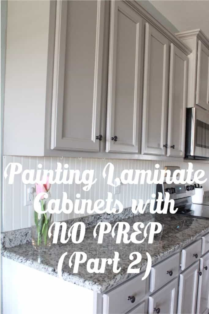 charming how to redo laminate cabinets