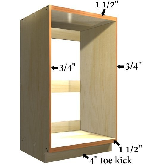 comfortable double wall oven cabinet dimensions