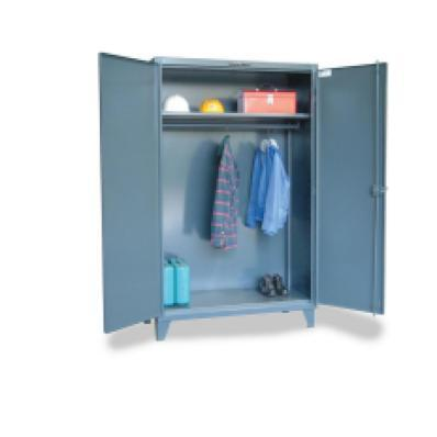 cool wood janitorial cabinet
