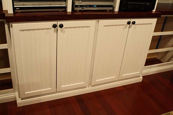 delicious shaker cabinet doors white