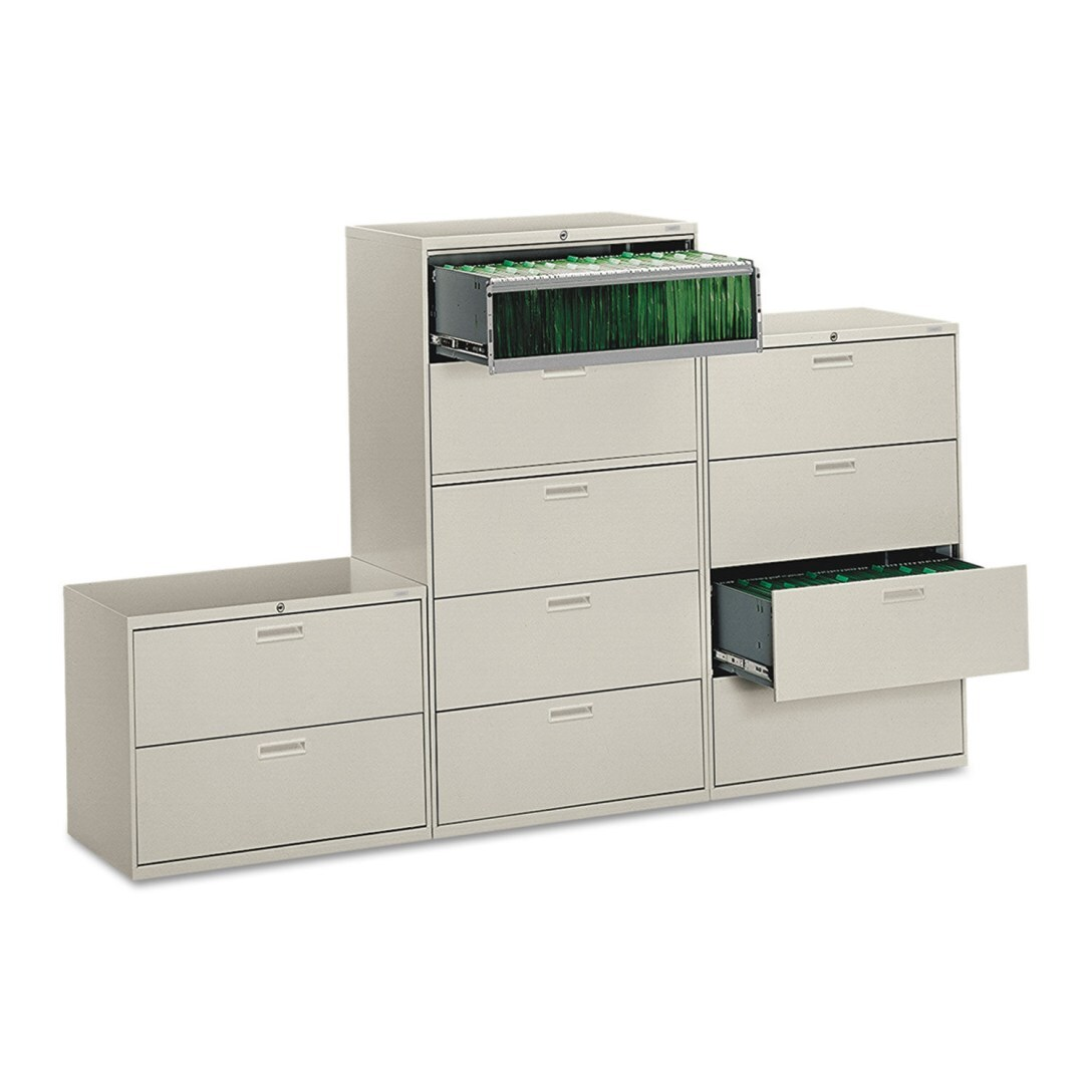 foxy hon 500 series lateral file cabinet