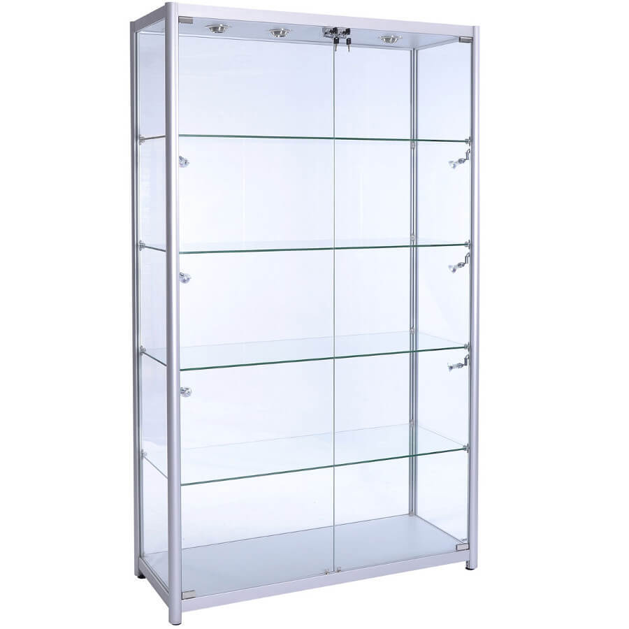 gloriously display cabinets for sale