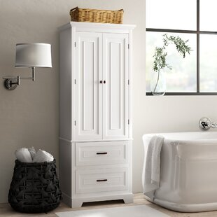 involved linen cabinets for bathroom storage