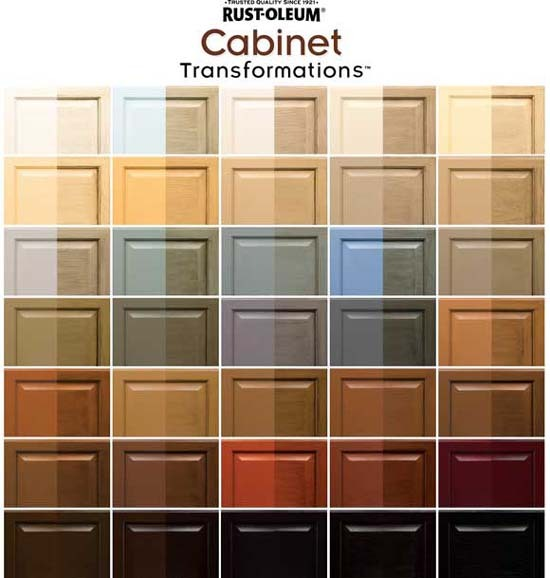 large space rustoleum cabinet transformations colors youtube
