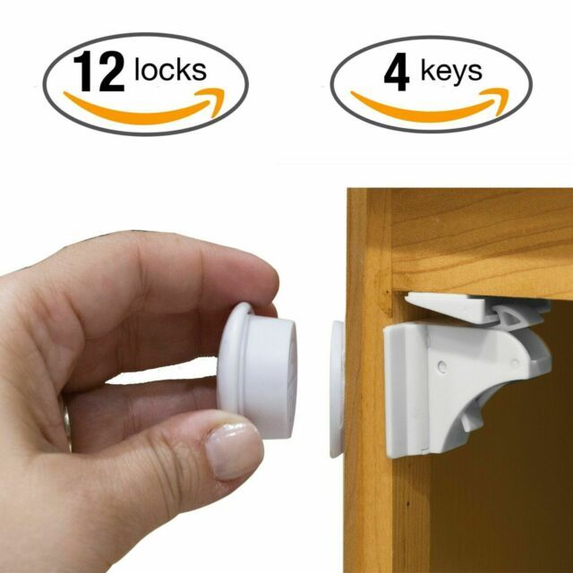 low-cost child proof locks for cabinets