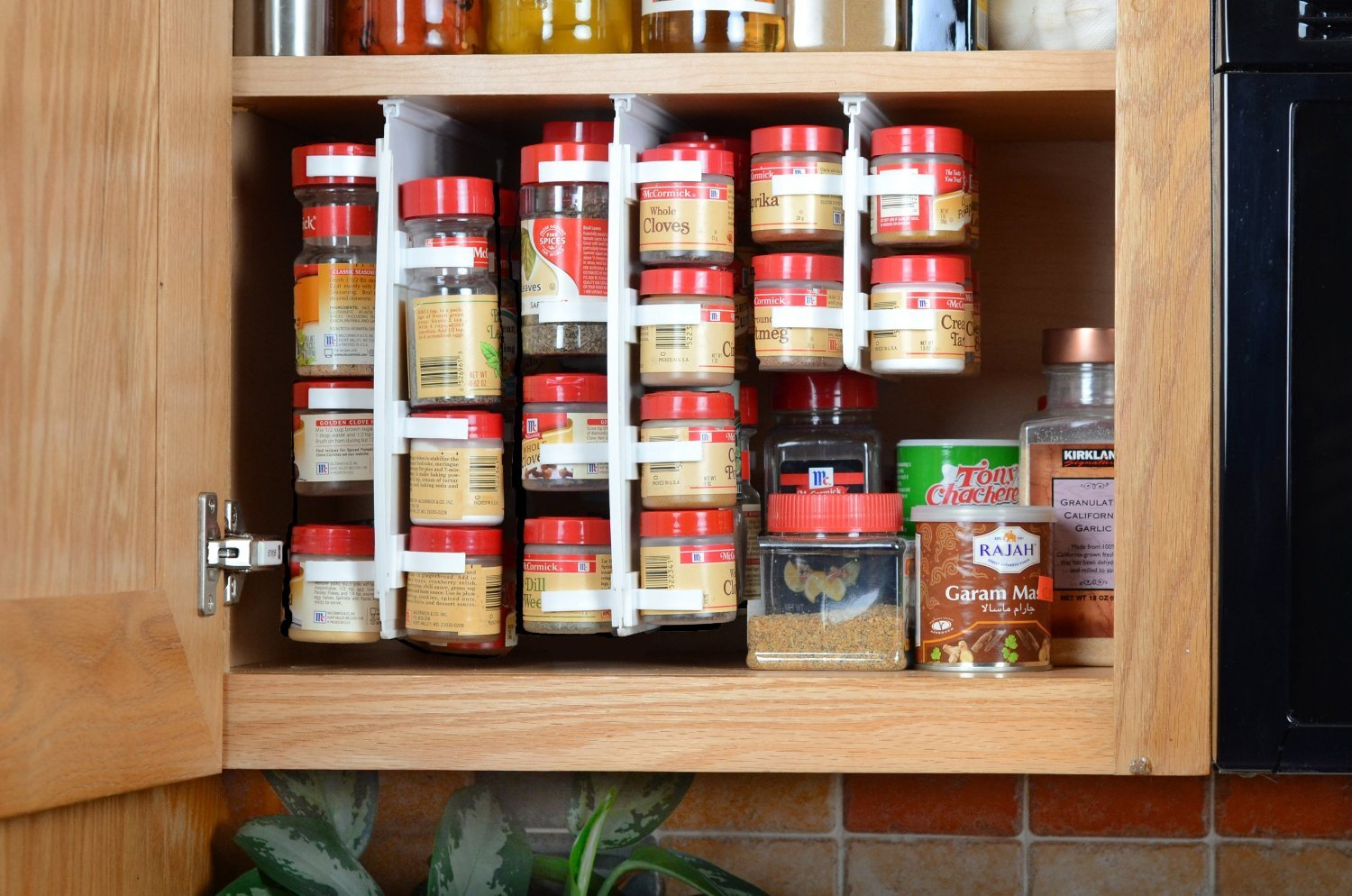 nice the spice cabinet