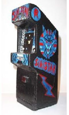 nice to look at sinistar arcade machine for sale