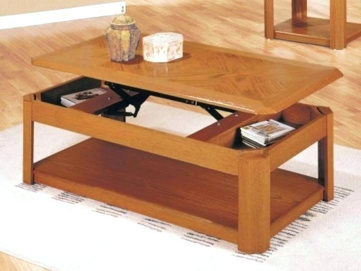 remarkable hidden gun cabinet coffee table plans