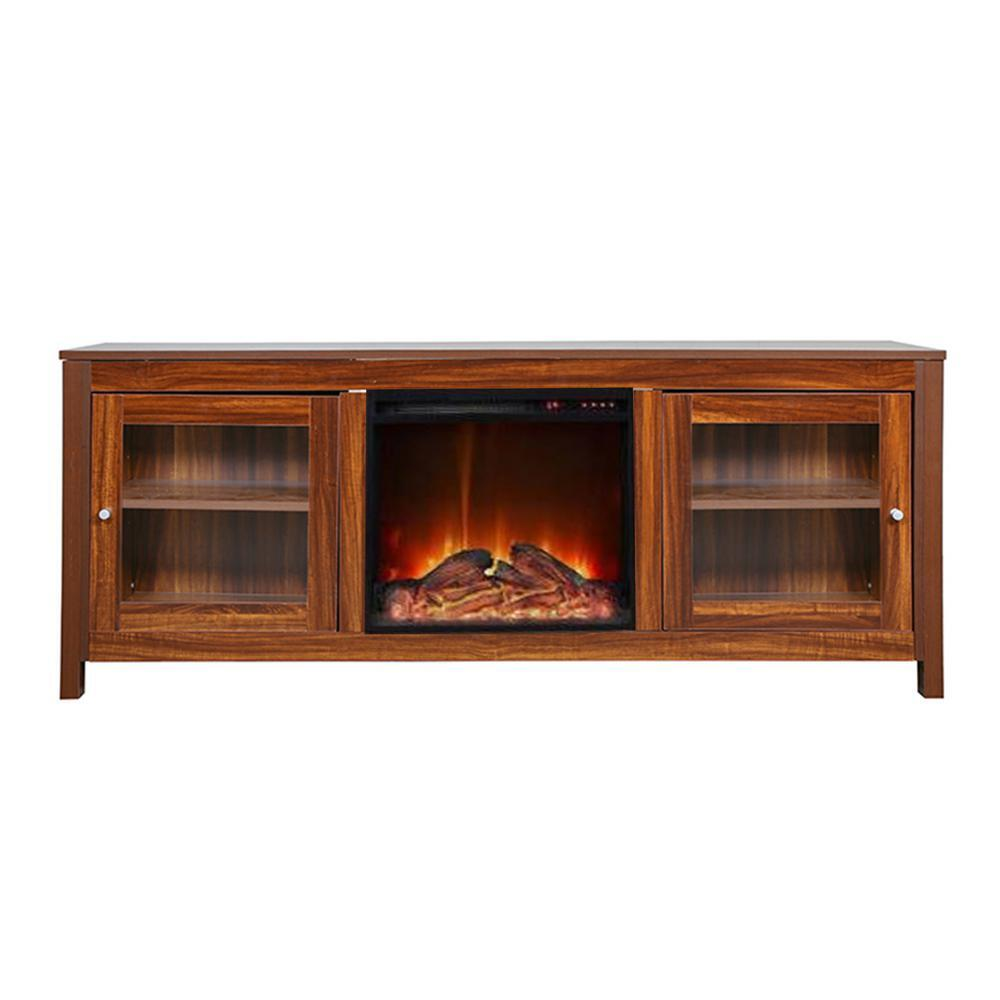 small spaces electric fireplace cabinet
