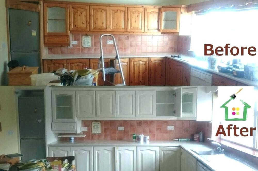 tiles cost of having kitchen cabinets sprayed