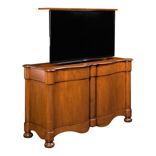 european tv cabinets with motorized lifts