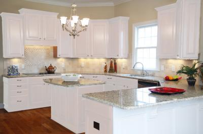 low-cost refinished cabinets before and after pictures
