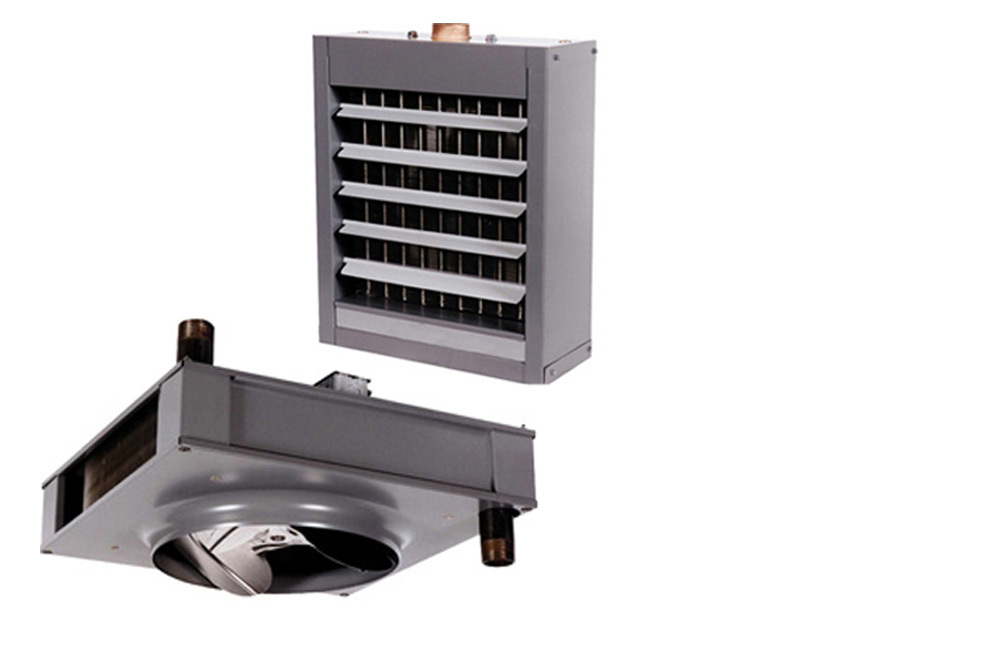 modern contemporary hydronic cabinet unit heater
