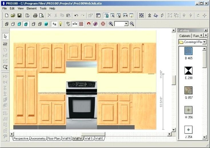 nice to look at simple cabinet design software