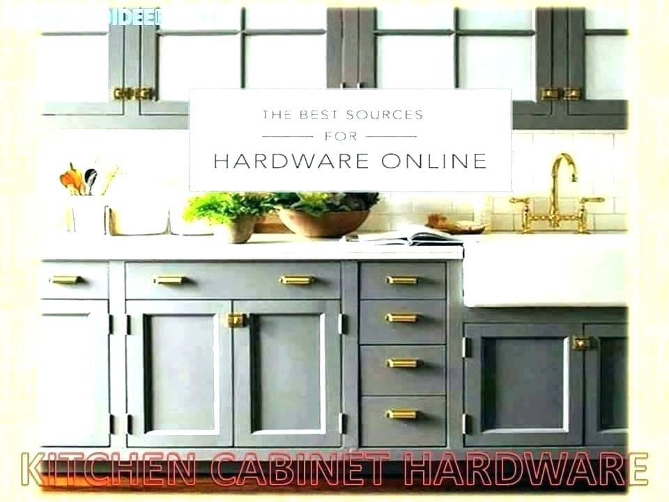 offers cabinet handles and knobs