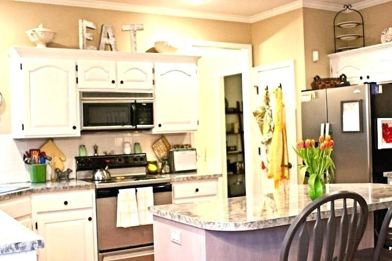 Decorate Top Of Cabinets In Kitchen
