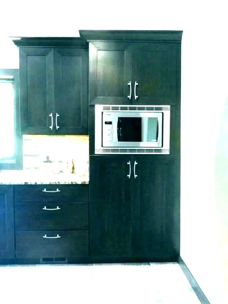 dishy cabinet for wall oven and