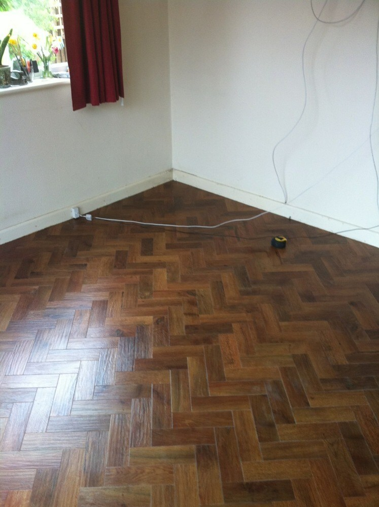 luxurious karndean flooring problems