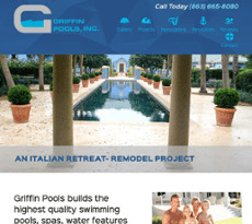 Funny griffin pools and spas reviews